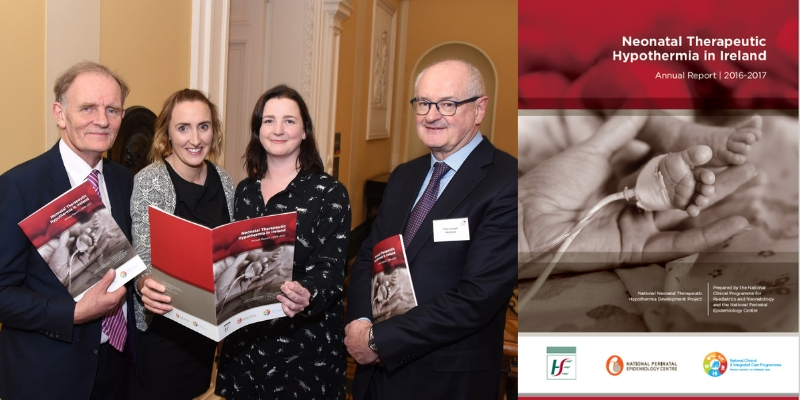 Neonatal Therapeutic Hypothermia in Ireland, Annual Report 2016-2017