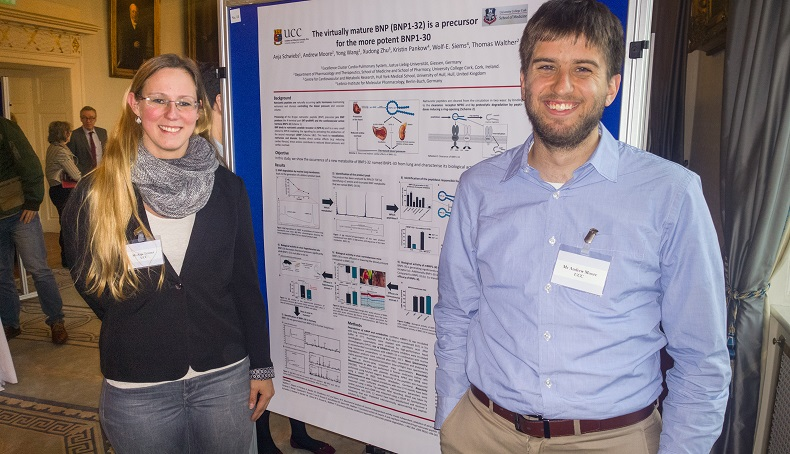 Researchers from Pharmacology & Therapeutics present at IAP Conference