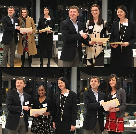 UCC PhD Candidates among prize winners at Annual Meeting of the Irish Association of Pharmacologists