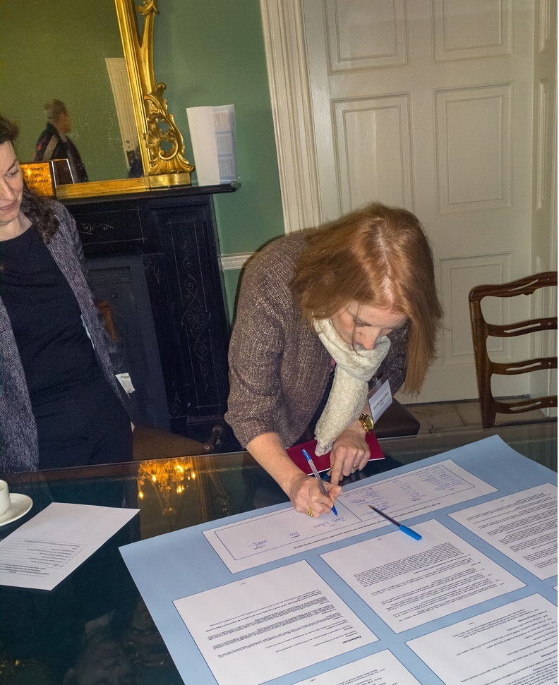 Constitution of the Irish Association of Pharmacologists Signed
