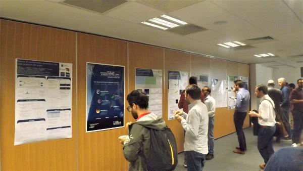 Image of poster presentations at ESLW 2019