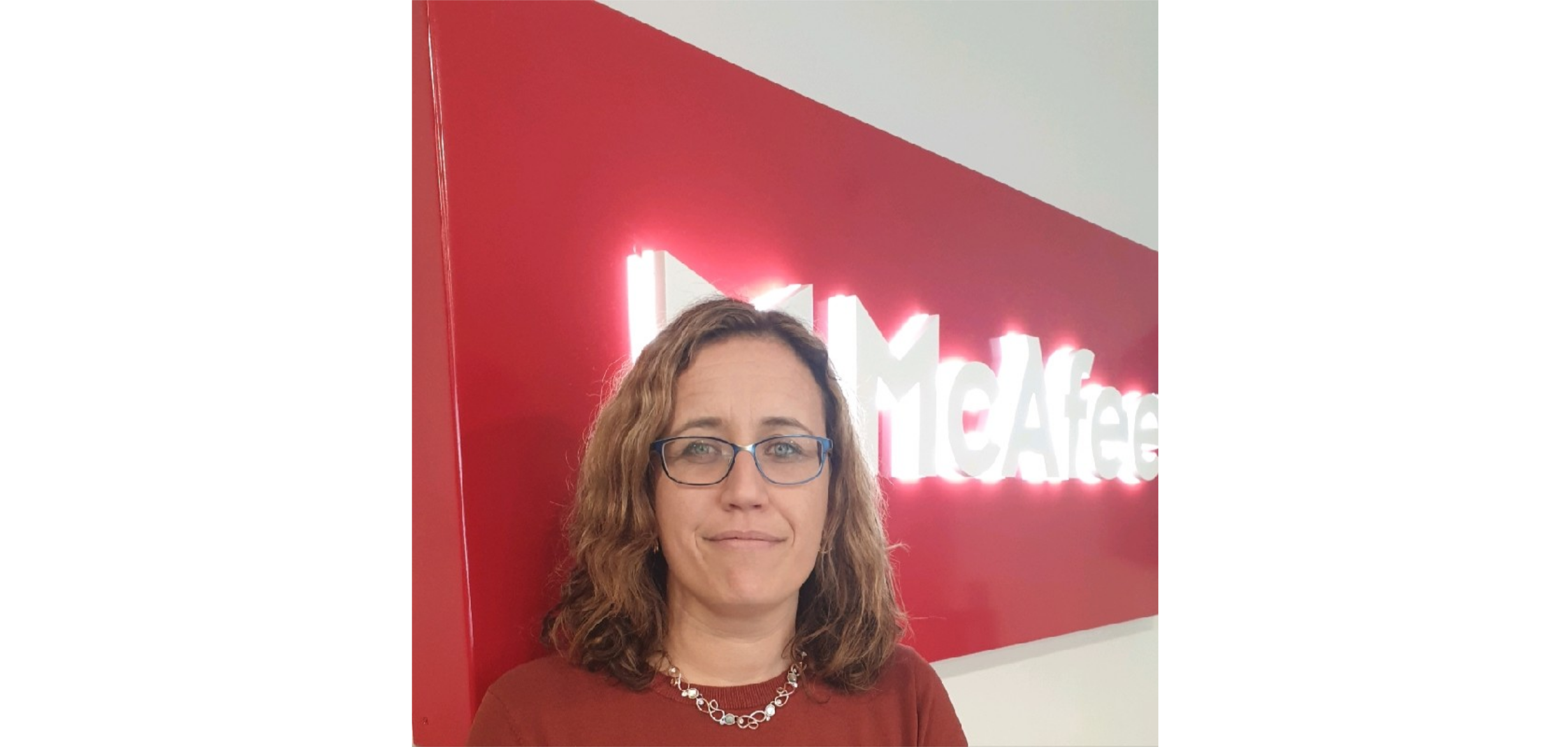 Sorcha Healy, Data Analyst, McAfee