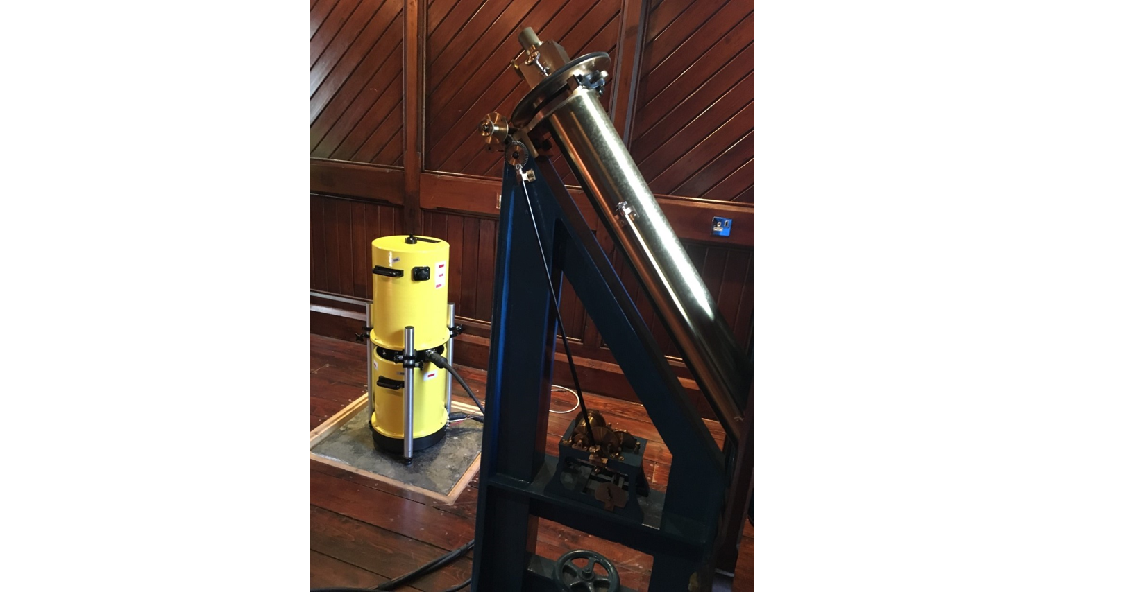 The Gravity of the Situation in the Crawford Observatory