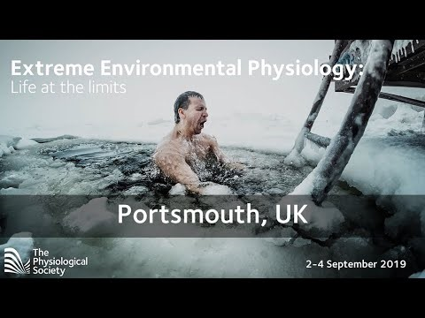 PhD Trainee Jack Leacy delivers an Oral Communication at The Extreme Environmental Physiology Symposium