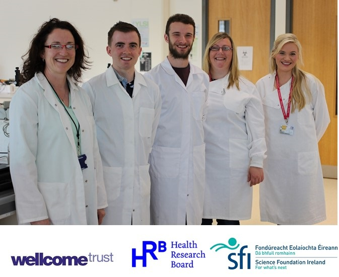 Dr O'Malley secures seed funding through the SFI-HRB-Wellcome Trust Biomedical Research Partnership