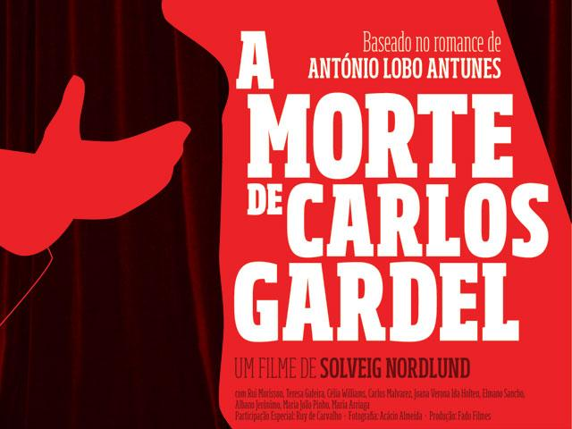 4th Film in Portuguese Cinema Cycle - A morte de Carlos Gardel