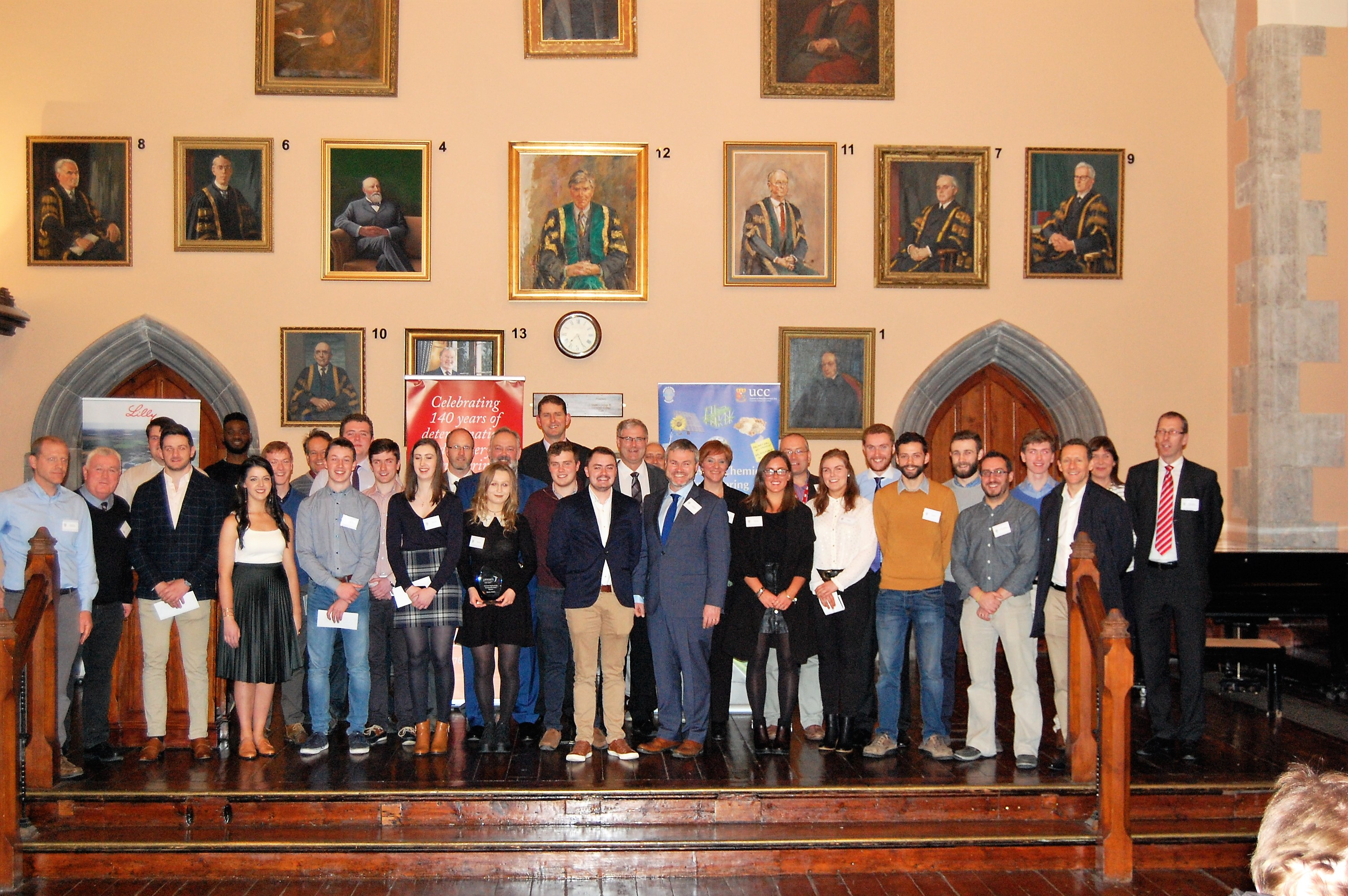 Process & Chemical Engineering Awards Night 2016 - what a night!