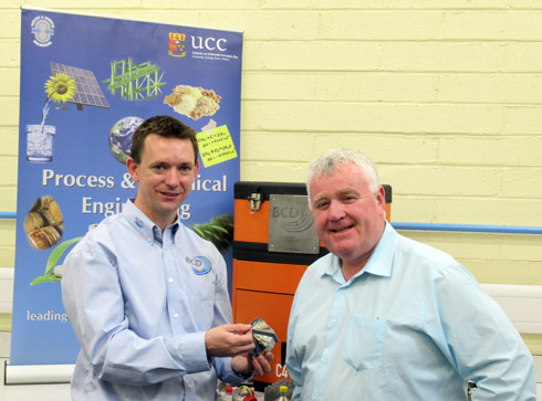 BCD Engineering presents Specialised Learning Toolkit to Process & Chemical Engineering, UCC
