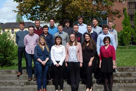 BE (Hons) Process & Chemical Class of 2015