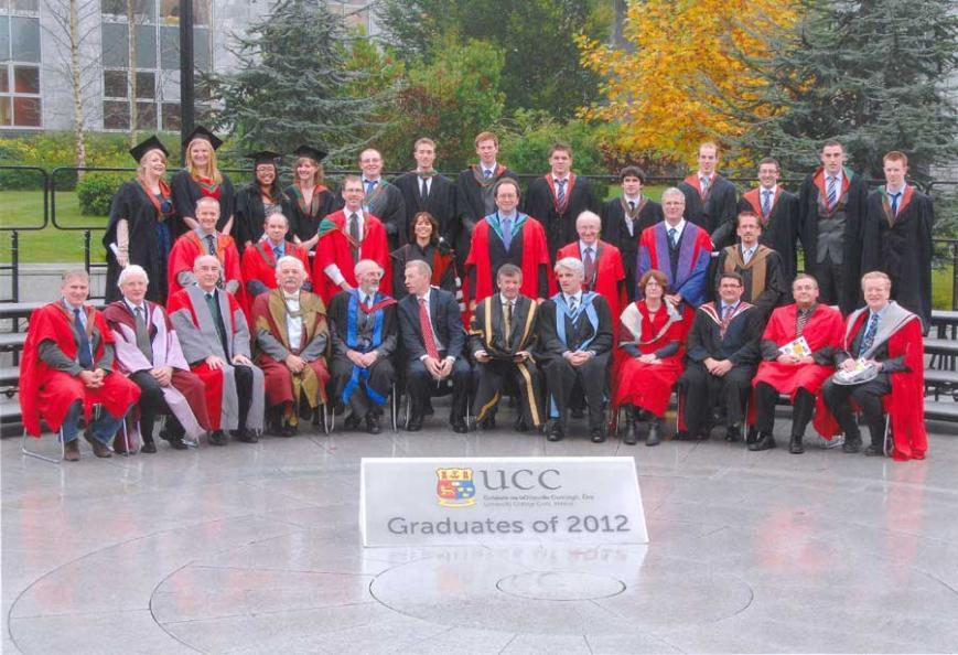 BE (Hons) Process & Chemical Graduates 2012