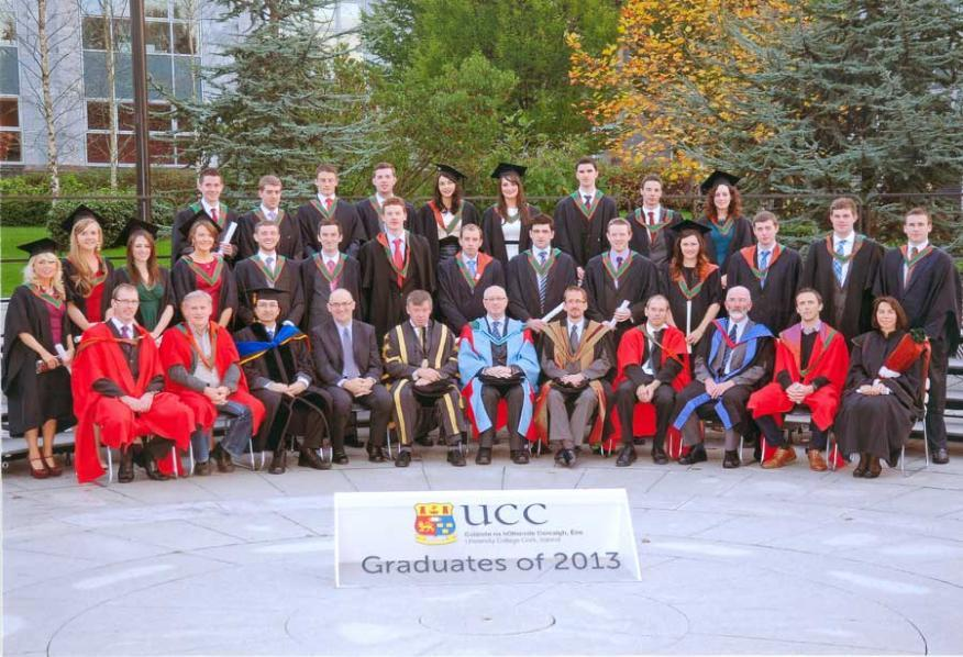 BE (Hons) Process & Chemical Graduates 2013