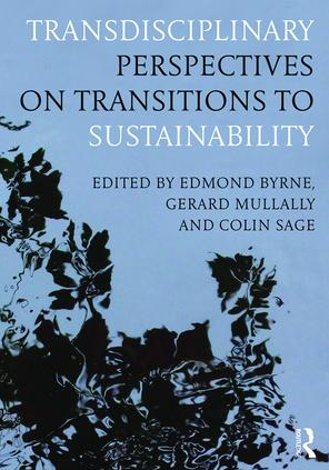 Congratulations to Professor Edmond Byrne, Dr Gerard Mullally and Dr Colin Sage on the launch of their book Transdisciplinary Perspectives on Transitions to Sustainability