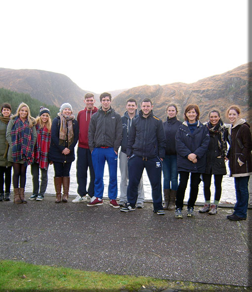 West Cork/Gougane Barra Field Trip