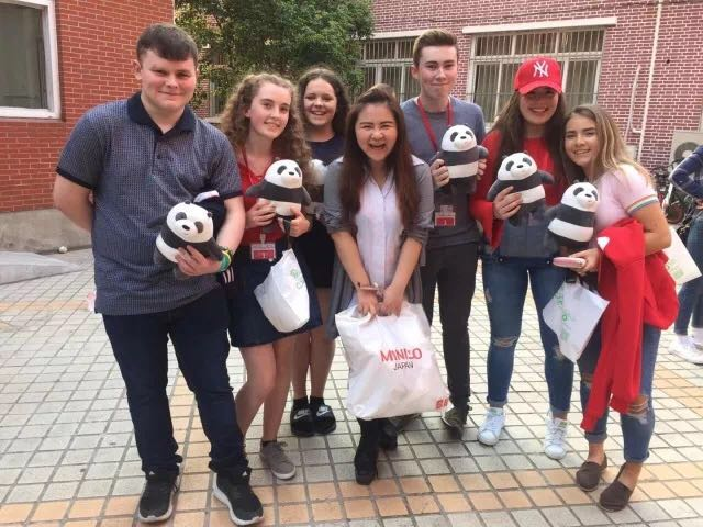 Students Have a Ball at Confucius Institute Easter Camp