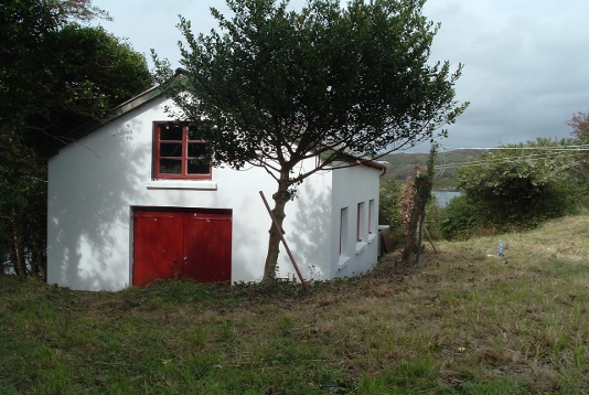 Kitching Lab, Lough Hyne