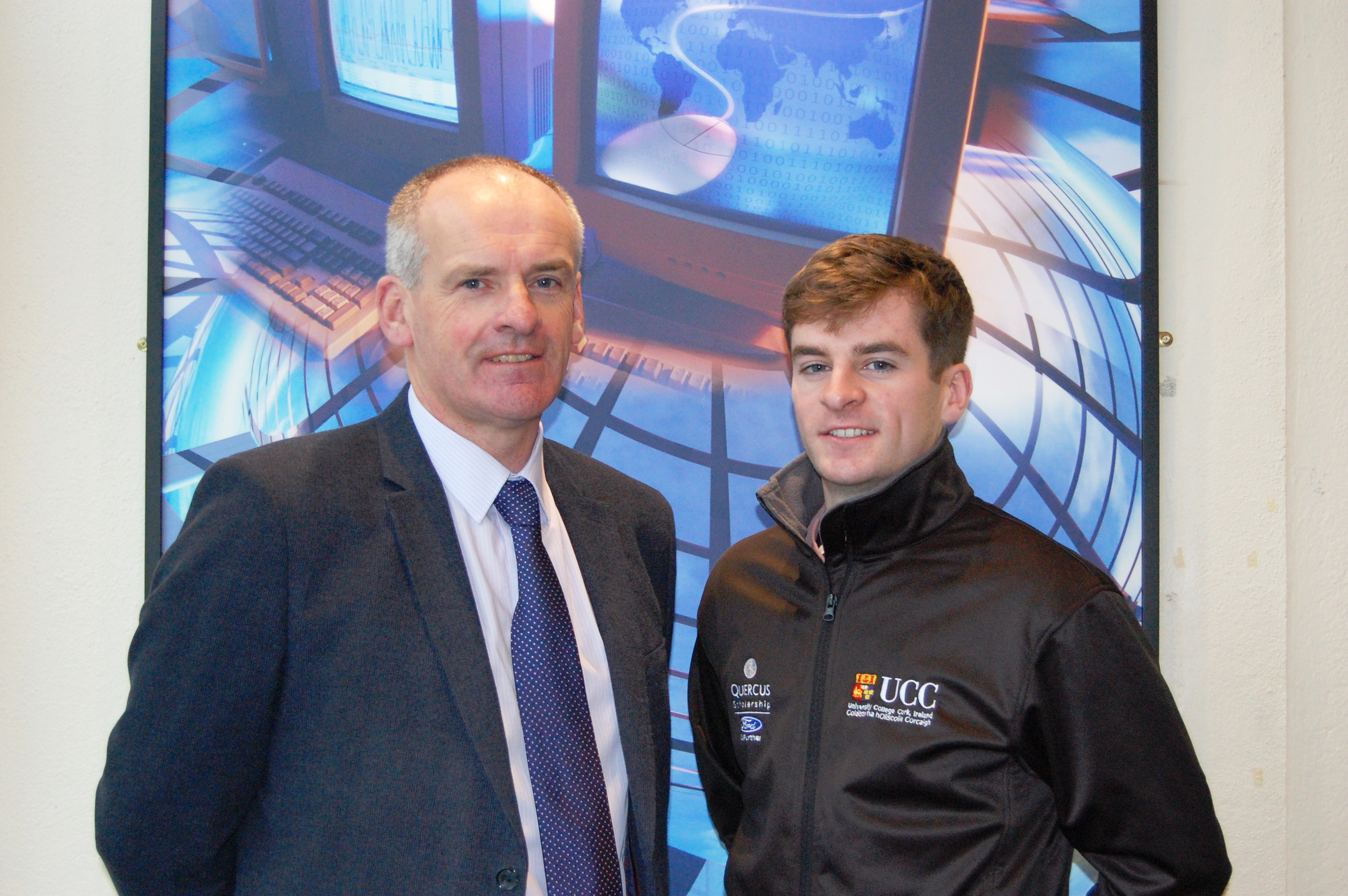 Quercus Scholarship Awarded to School of Engineering Student