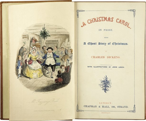 Article on 'Reinventing Dickens for Christmas' by Dr Joanna Robinson features on RTÉ Brainstorm