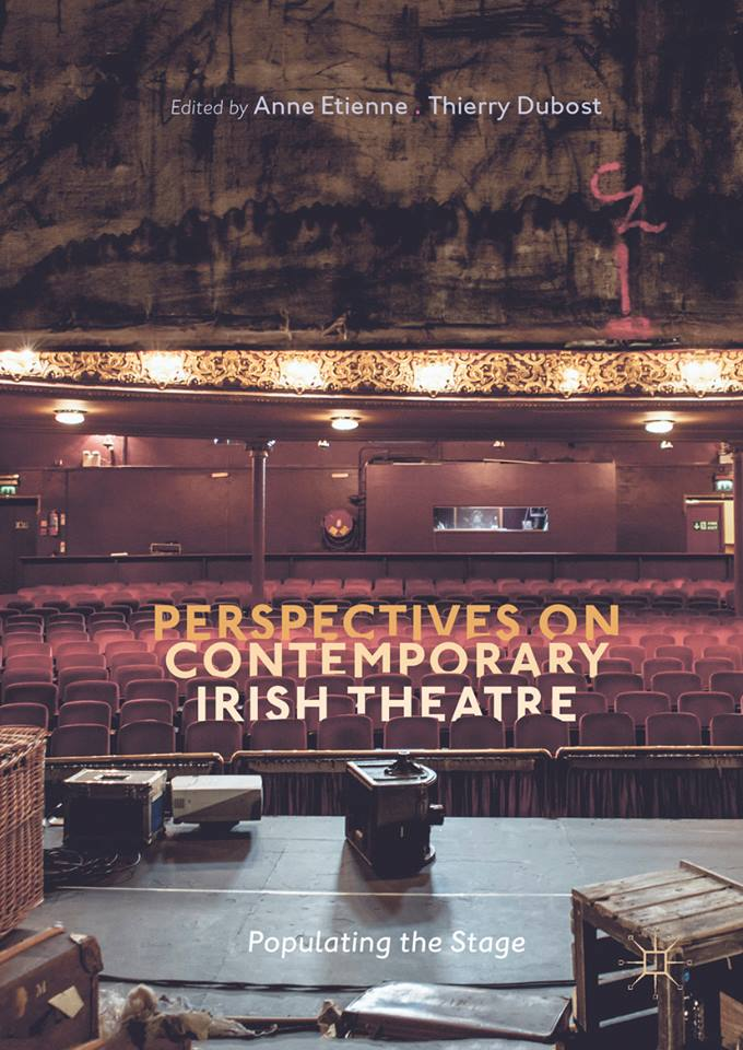Launch of Perspectives on Contemporary Irish Theatre: Populating the Stage