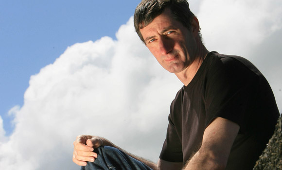 Irish novelist Eoin McNamee will open the School's Autumn Reading Series