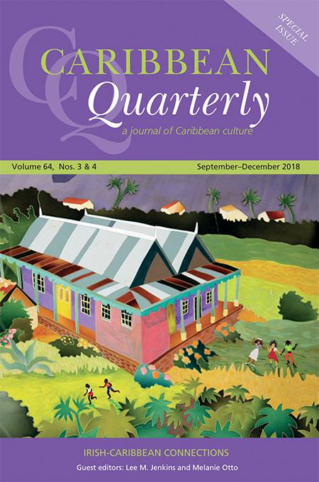 Special issue of 'Caribbean Quarterly'