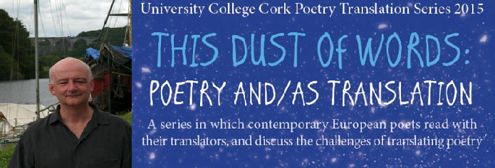 Iain Galbraith to talk on 