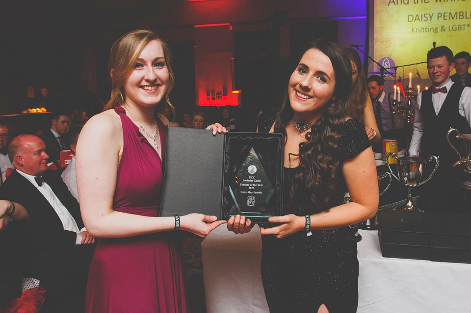 School of English Student named 'Fresher of the Year'