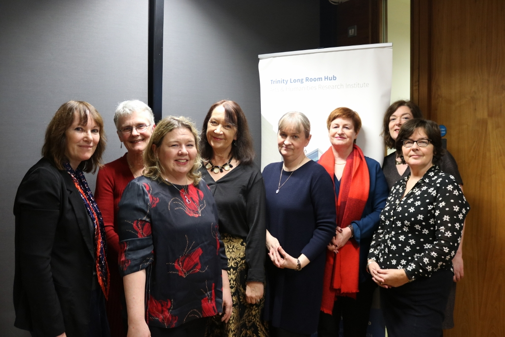 Marking the Publication of 'A History of Modern Irish Women's Literature'