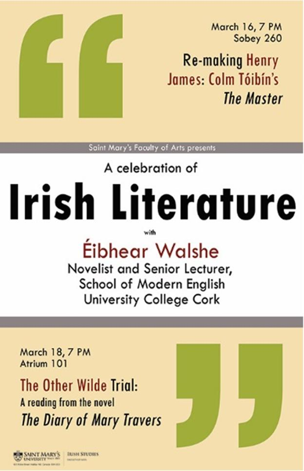 A Celebration of Irish Literature