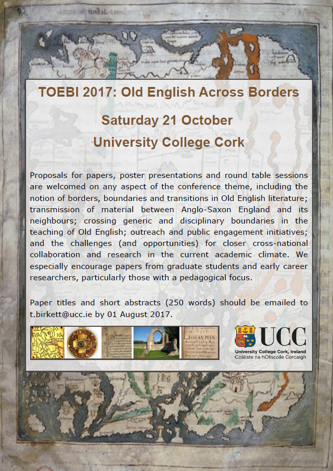 School of English to Host TOEBI 2017 Conference and AGM