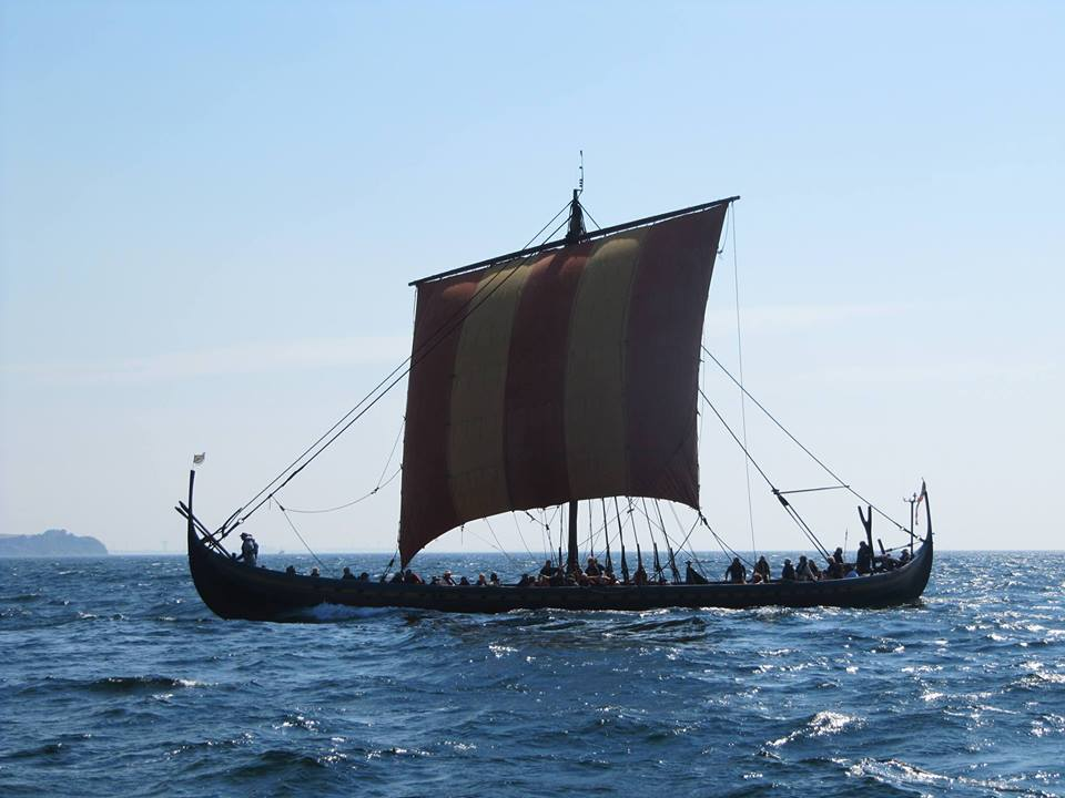 Dr Tom Birkett to join the Viking Ship 'Havhingsten' on its Northern Expedition