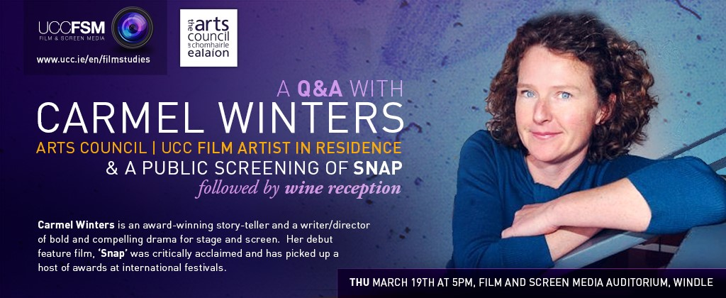 Screening of Carmel Winters' Snap and Q&A