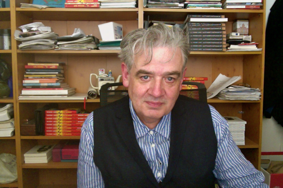 Cónal Creedon is new writer-in-residence