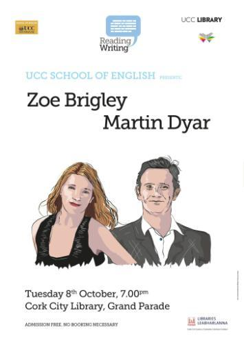 The School of English 2019/20 reading series