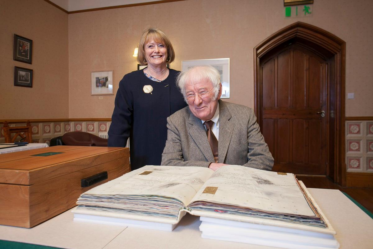 DUETS Great Book of Ireland award