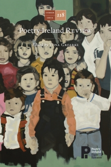 Graham Allen features in the new Poetry Ireland Review no 118 Edited by Vona Groarke, entitled The Rising Generation.