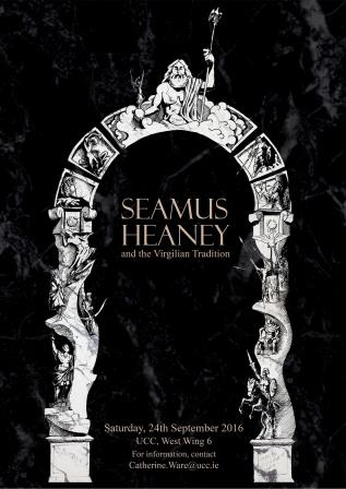 Seamus Heaney and the Virgilian Tradition