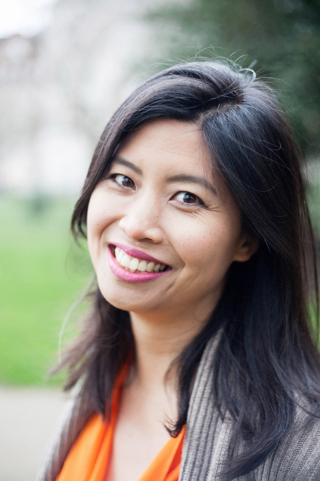 Author and Activist Winnie M. Li to visit UCC 15th March 2018