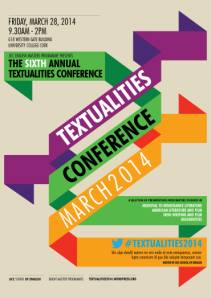 Textualities Conference 2014