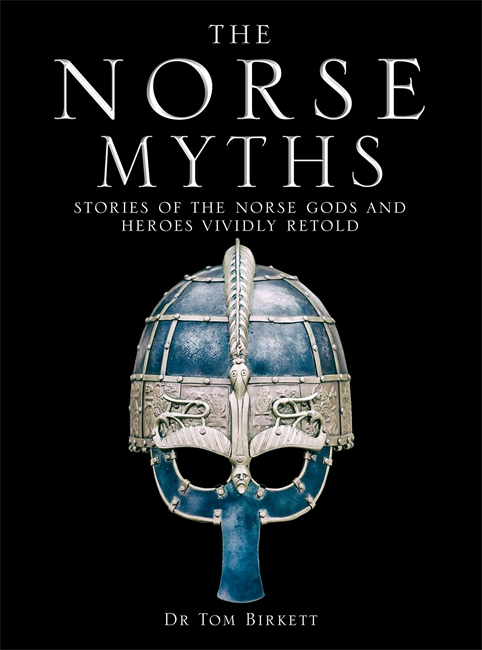 Congratulations to our lecturer in Old English on the publication of 'Norse Myths'