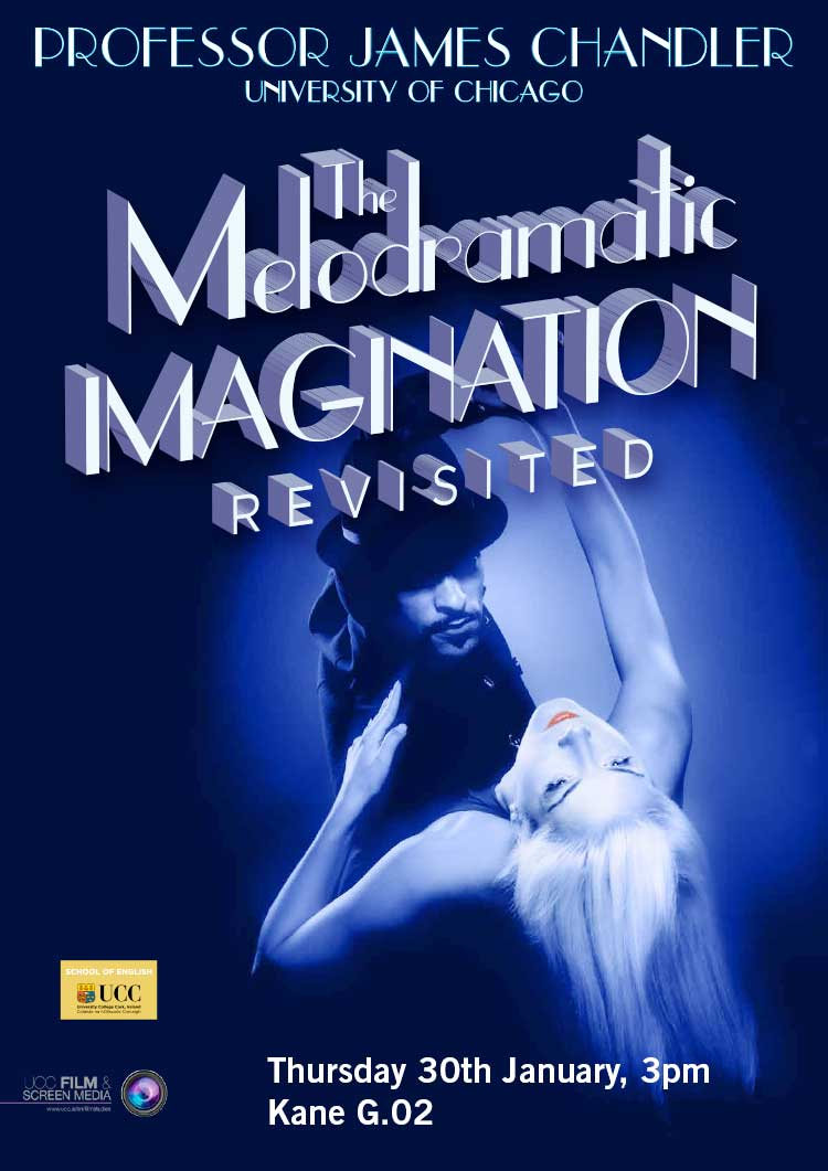 The Melodramatic Imagination Revisited - Lecture