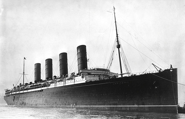 The Lusitania and the War at Sea 1914-8