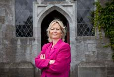 Photograph of Dr Finola Doyle-O'Neill