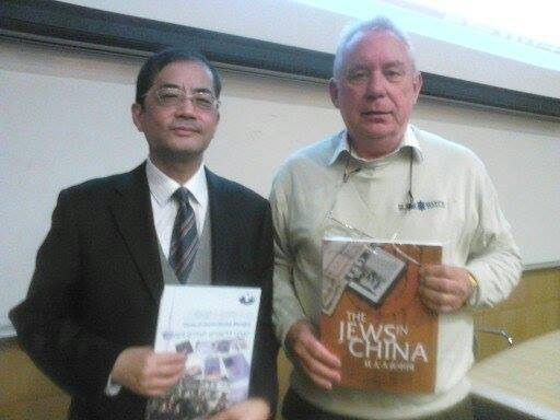 Public lecture: The Jews in China during the Holocaust