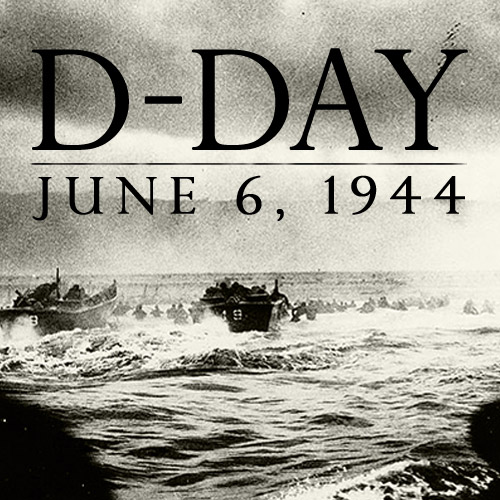 Thousands mark 70 years since D-Day invasion