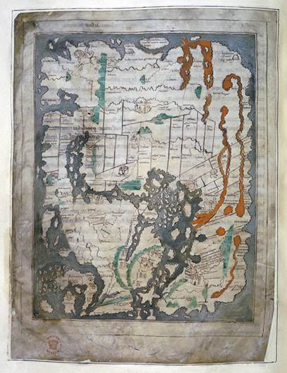 UCC History's Diarmuid Scully speaks on medieval maps