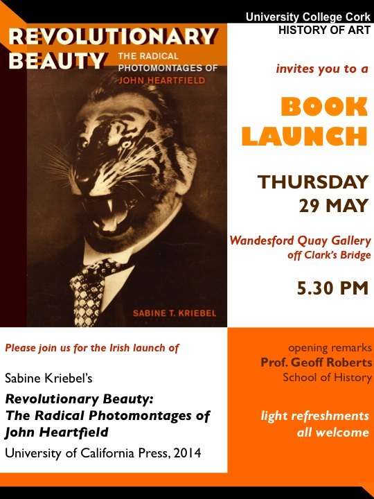'Revolutionary Beauty' book launch