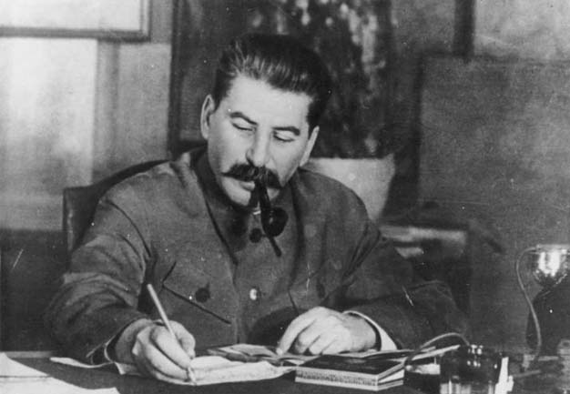 'Stalin's personal library: the reading habits of an intellectual dictator'