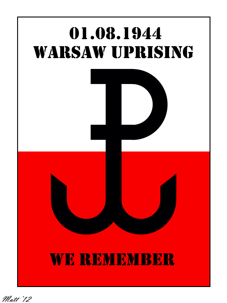 Remembering the Warsaw Uprising in August 1944