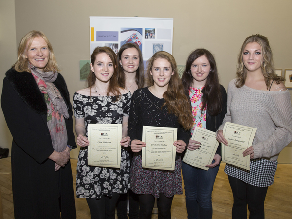 Congratulations to the Mary Ryan Language Scholarship Recipients 2014