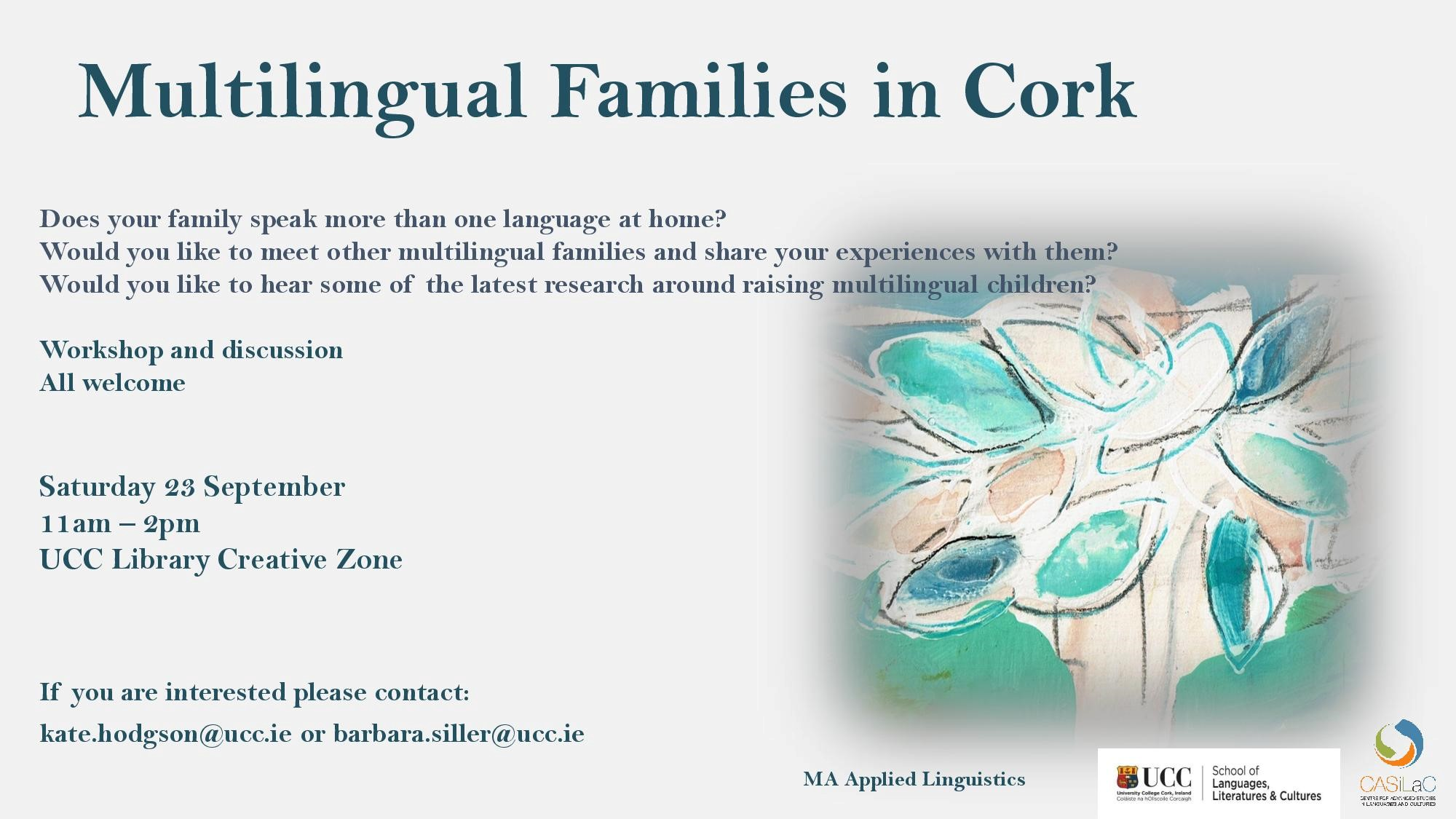 Multilingual Families in Cork